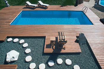 Achensee luksus styropor pool