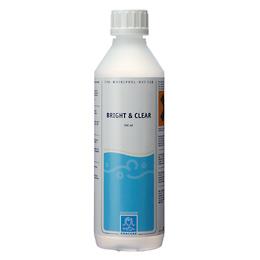 Bright & Clear 500 ml Hurtig forbedring af vandets klarhed fra SolBadet