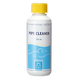 Pibe Cleaner 125 ml Til rengøring af det skjulte rørsystem i spabade.