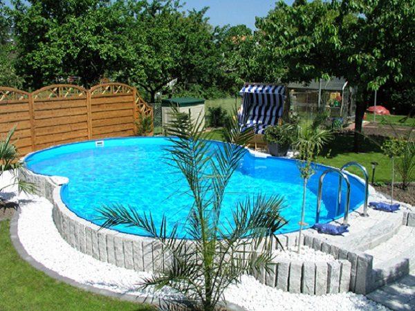 Elba 8 talts pool
