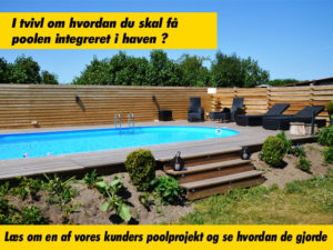 integreret pool i haven - solbadet kunde
