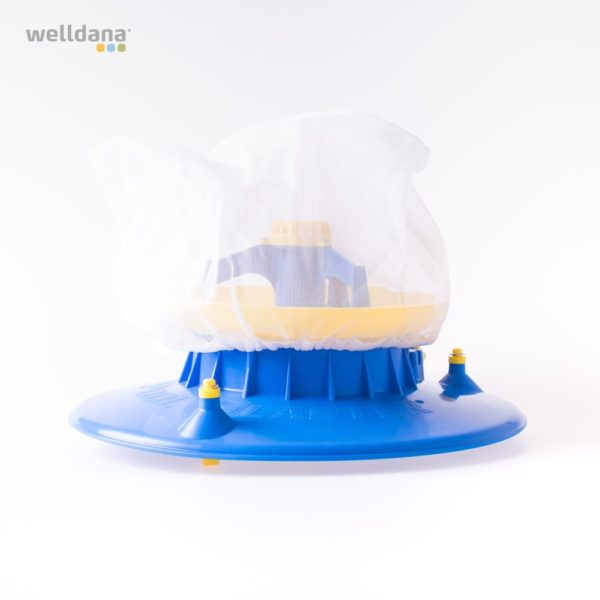 Pool Bundsuger Leaf Vac - ledningsfri bundstøvsuger til pool