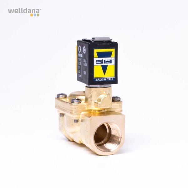 Magnetventil ½ fra Welldana - Køb hos Solbadet
