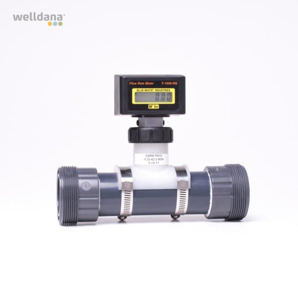 Welldana® Digitalt flowmeter