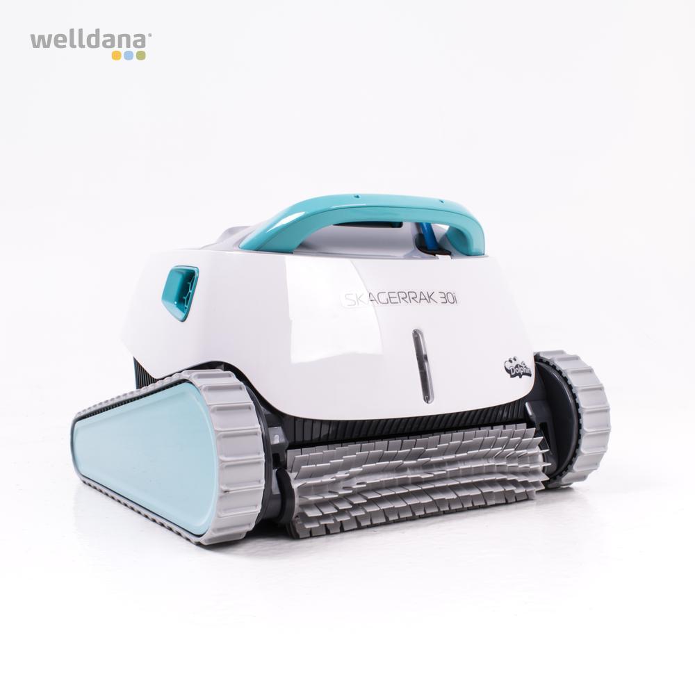 Dolphin SKAGERRAK 30i - Topmodel af pool bundsuger med fjernstyring