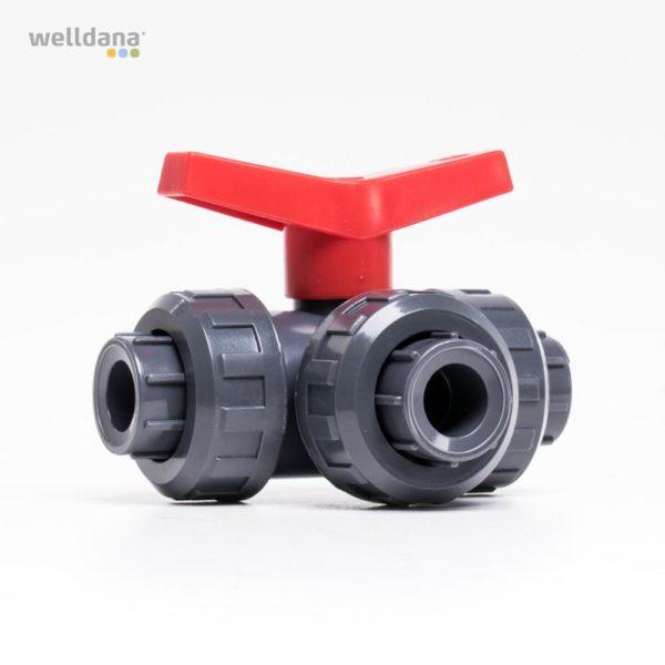 3 vejs ventil
