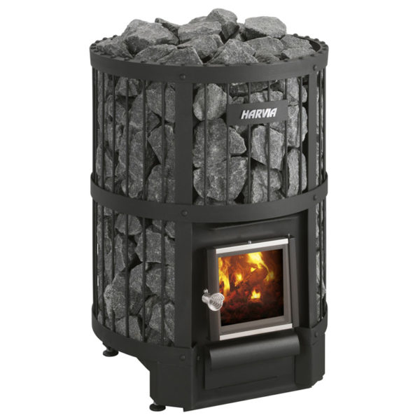 Harvia Legend træ ovn sauna ovn
