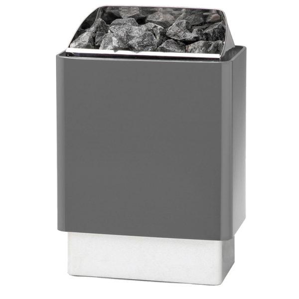 Sauna element 2000W, 230V Terminaler i bunden.
