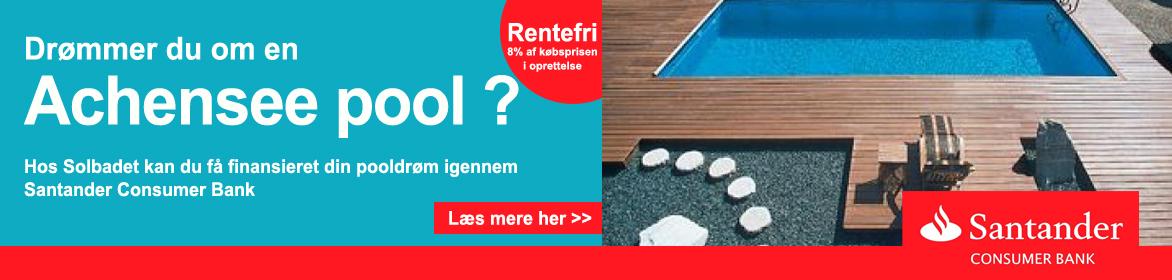 Achensee pool-finansiering hos Solbadet