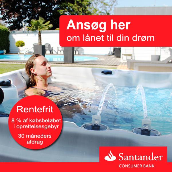 ansøg om lån hos Santander Consumer Bank
