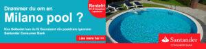 finansiering af Milano pool