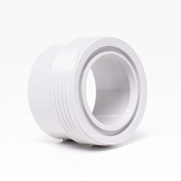 "1½""x50mm adapter Til Welldana® elvarmer solbadet"