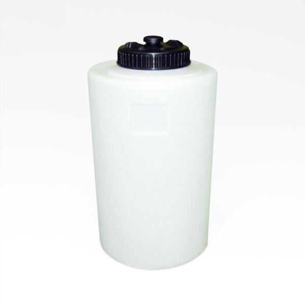 60 liter kemikalie tank solbadet