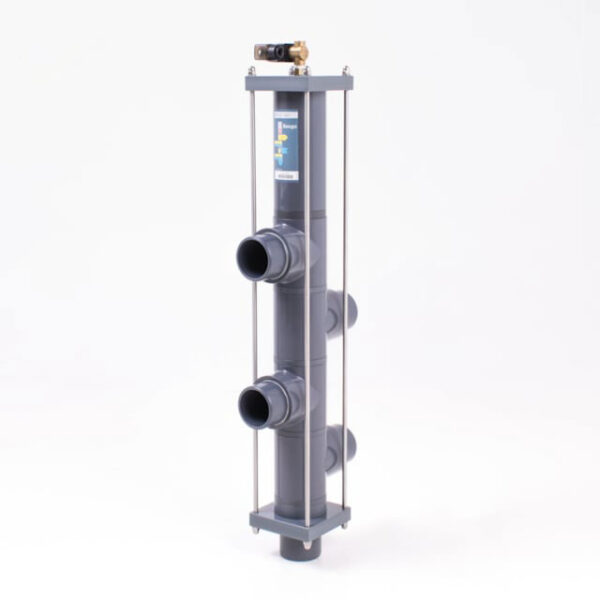 Besgo automat ventil for vand -eller lufttryk solbadet