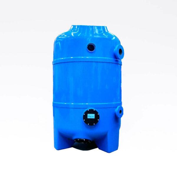 Calplas filter DPT, dysebund Lav model solbadet