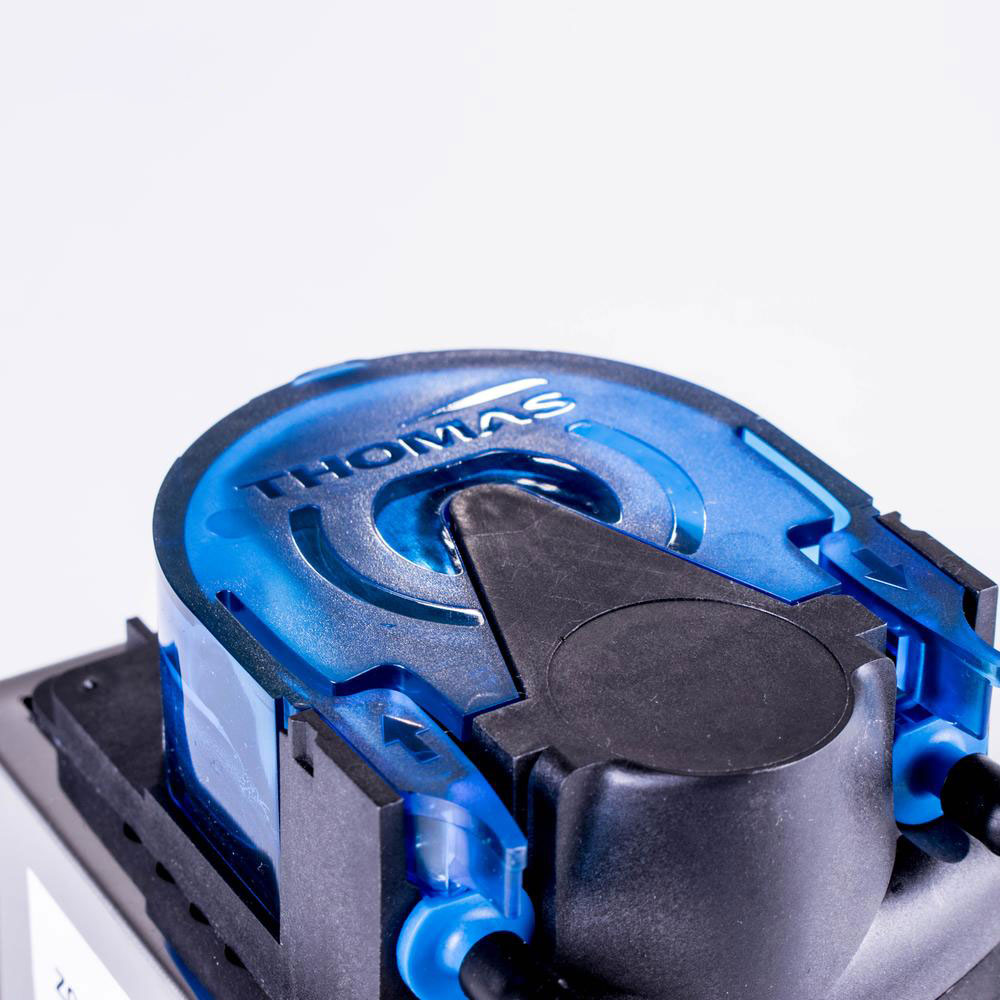 Duftpumpe set til Helix. Dampgenerator close up
