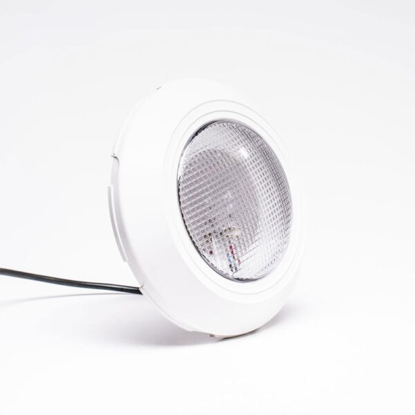 Flad undervandslampe Liner 12V, 100W solbadet