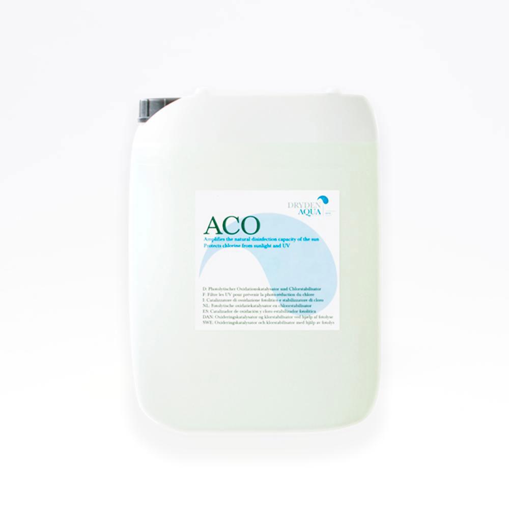 ACO1 floking og alger solbadet