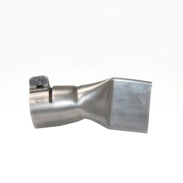 Bredslidsdyse 40mm. 22½ º solbadet