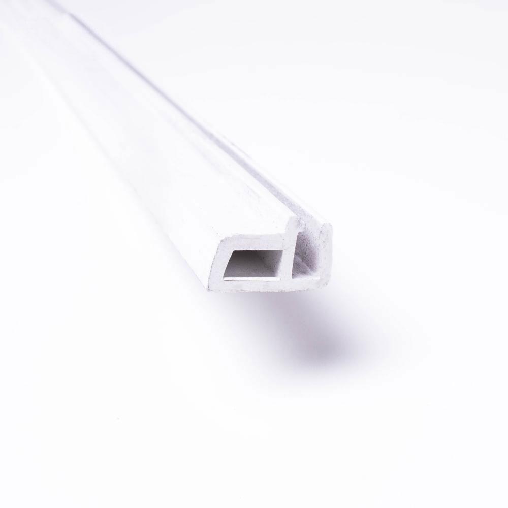 Sidemonteringsliste for liner, 300 cm solbadet