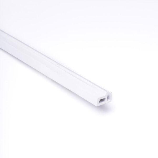Sidemonteringsliste for liner, 300 cm folie solbadet