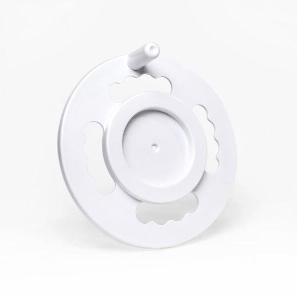 Håndhjul til oprulningsstativ Diameter 290mm. solbadet