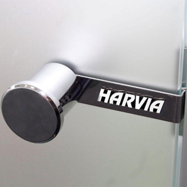 Håndtag + lås til sauna trædør Med magnetlås. solbadet