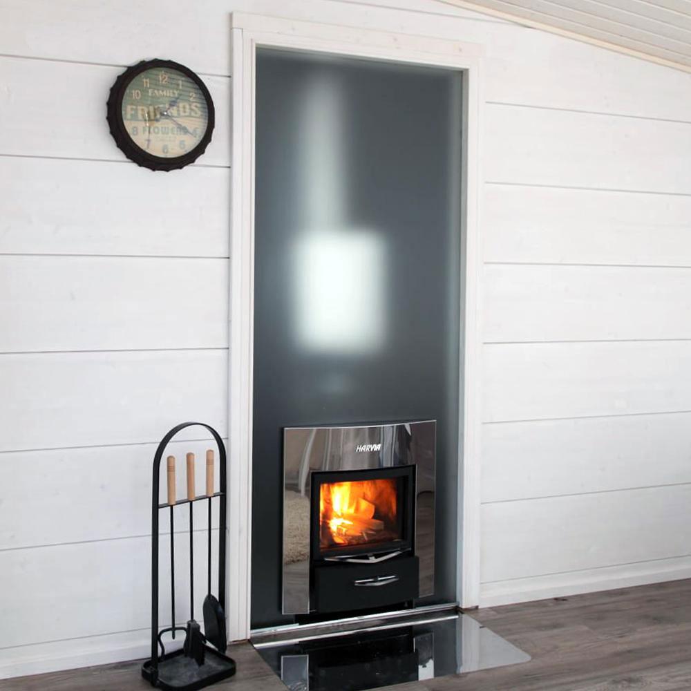 Harvia Duo opsat saunaovn solbadet