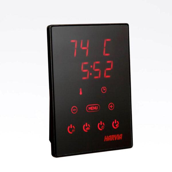 Harvia Xenio styring til infrarød sauna til infrarød radiator solbadet
