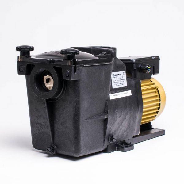 Hayward Super Pump Pro 230 V og 400 V solbadet