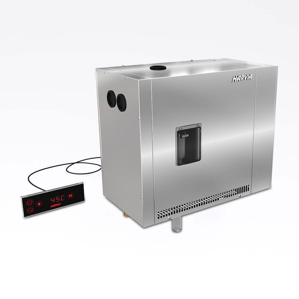 Helix. Steam generator inkl. f solbadet