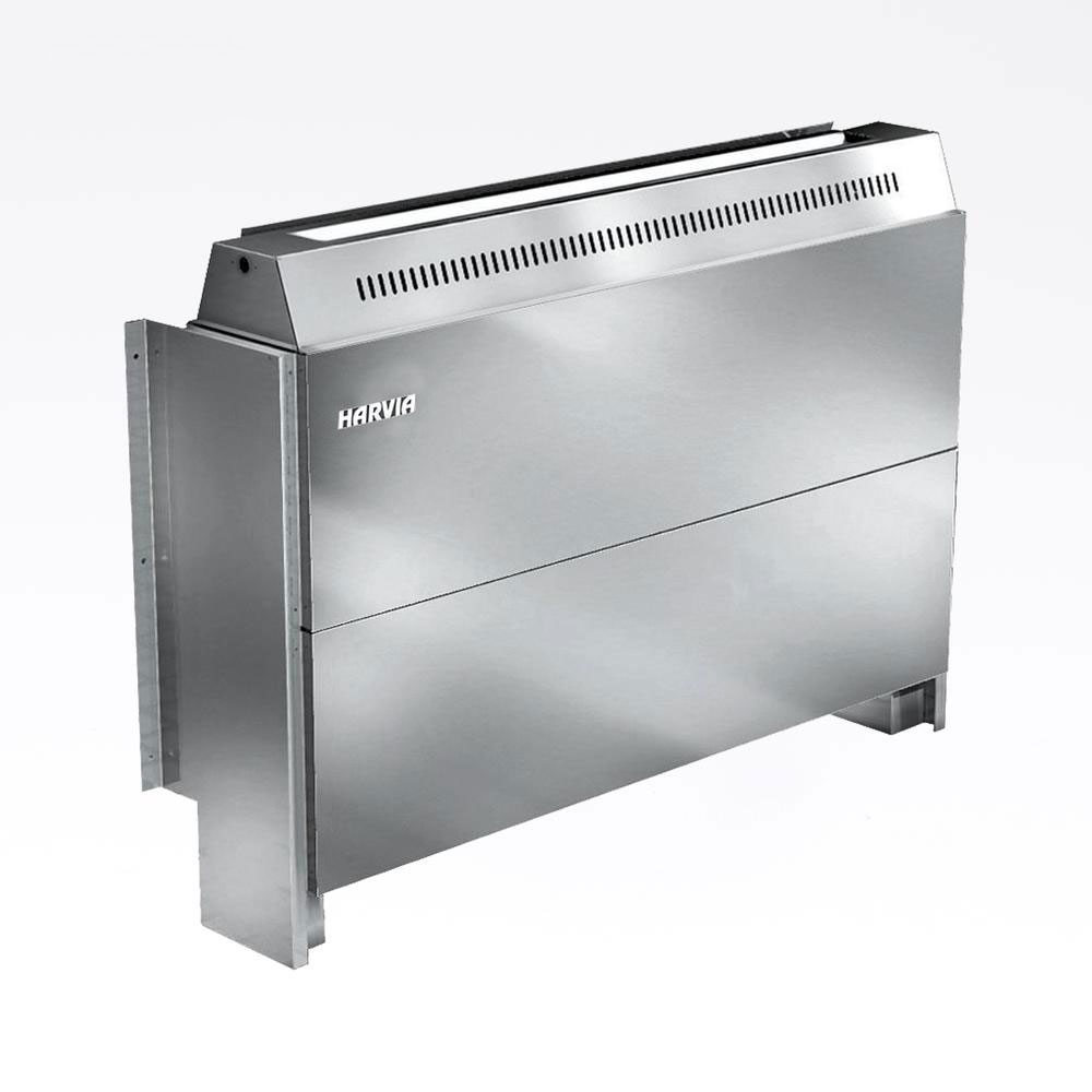Hidden heater t/ekstern styrin solbadet