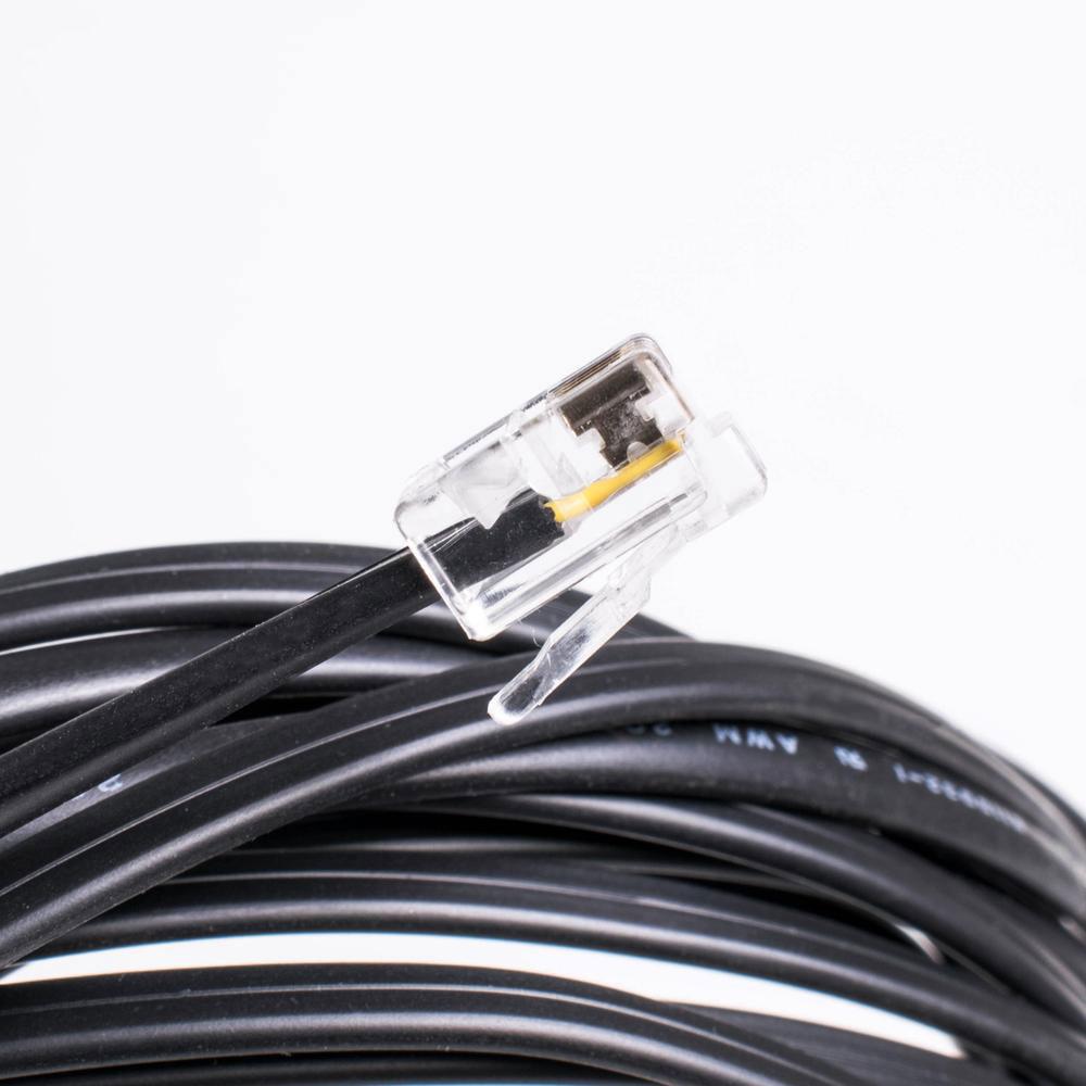 Kabel med stik til touch/Gri Til Harvia Steamgenerator stik