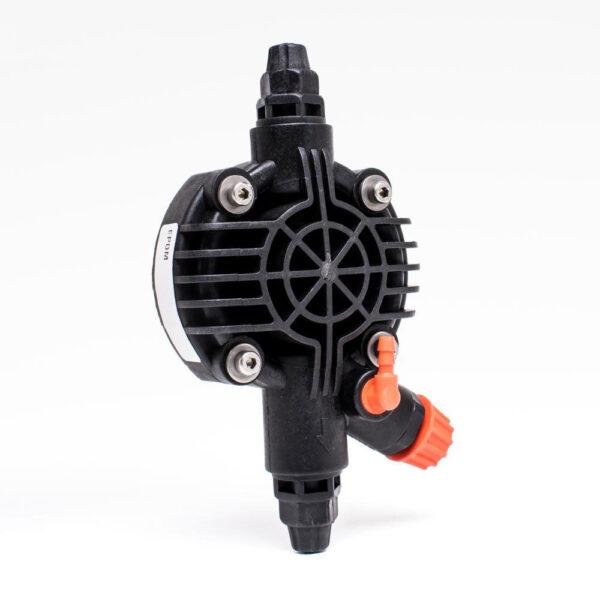 Komplet pumpehoved 5l Ductural f/kemikalie pumpe. Ny model. solbadet