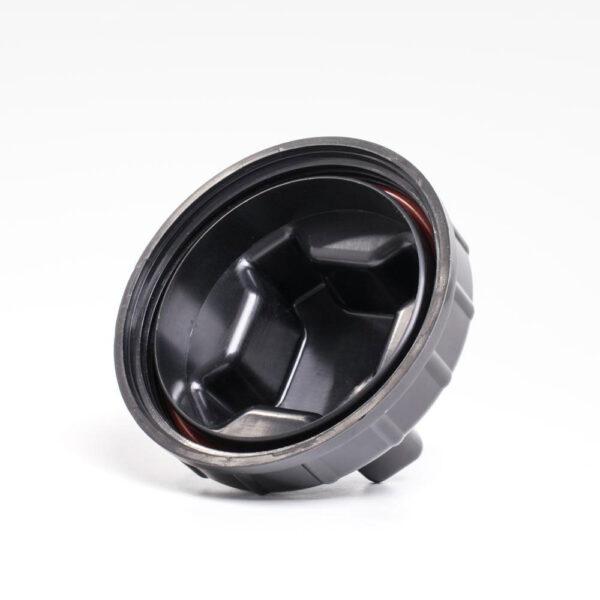 Låg+o-ring til klorinator model 30-001394 solbadet