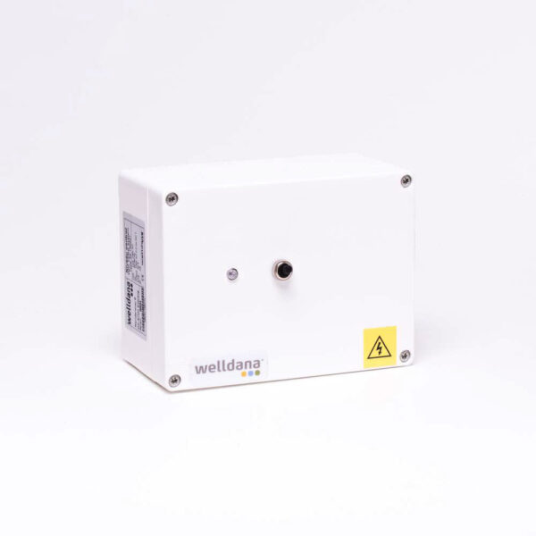 Welldana® Niveaukontrol. 230V Safety system. Er uden føler. solbadet