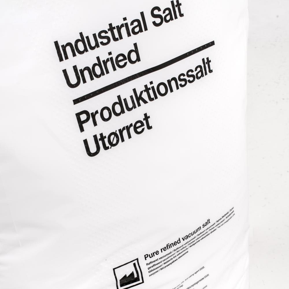 Salt raffineret i 25kg sæk