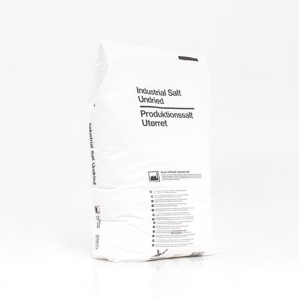 Salt raffineret i 25kg sæk fra Solbadet