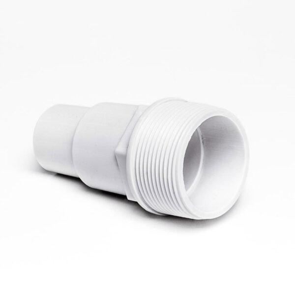 Slangestuds m/1½'' geving ABS. Til slange 33-40mm ID. solbadet