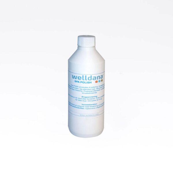 Spapolish 0,5 L Polermiddel solbadet