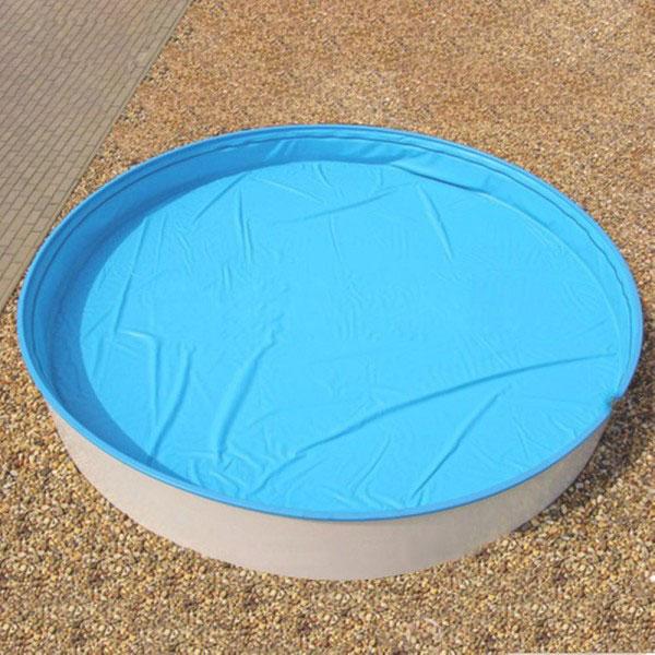 Top pool cover. Med lynlås. Elba solbadet