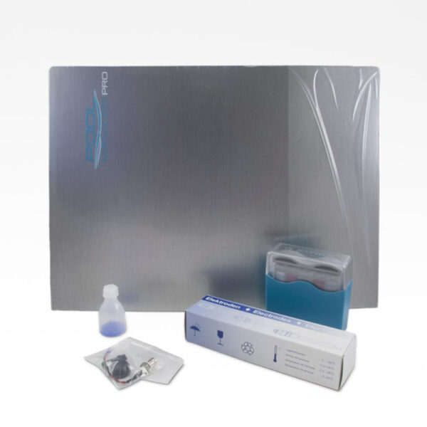 Upgrade kit til PM5, m. sensor solbadet
