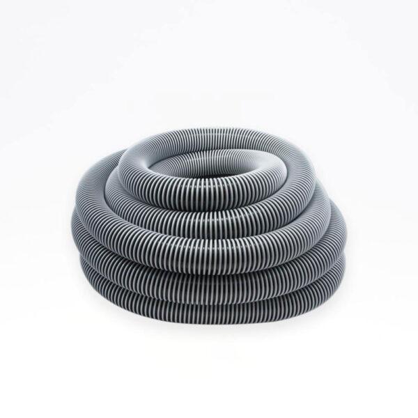 Vacuum slange solbadet