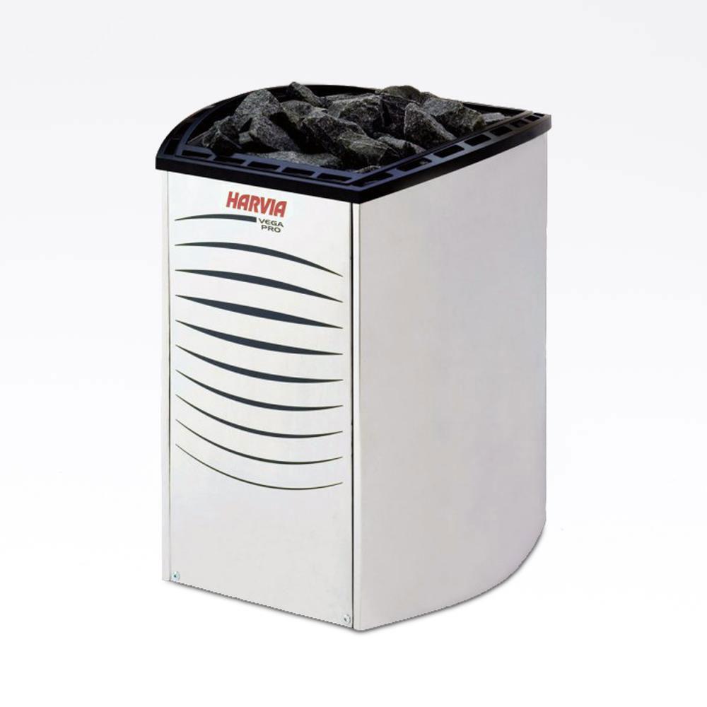 Vega Pro - elektrisk saunaovn fra Solbadet