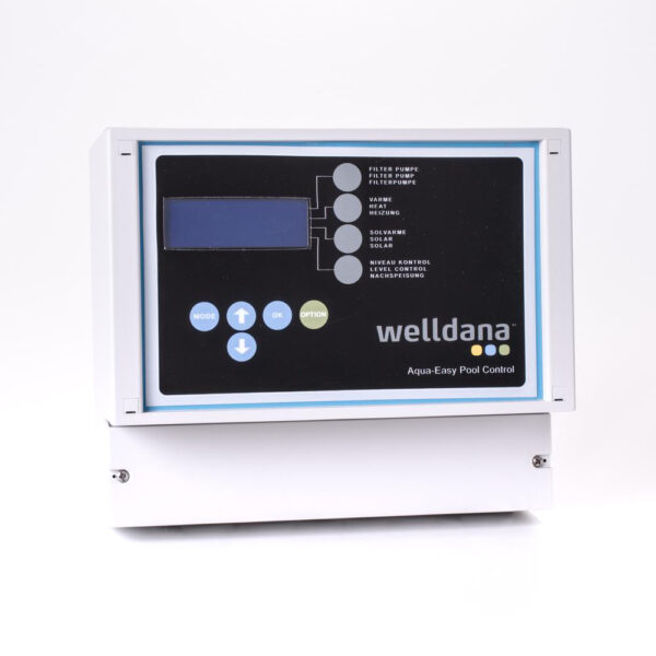 Welldana Aqua-easy Poolkontrol - Solbadet