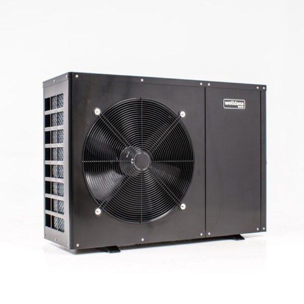 Welldana Heat pump FMH solbadet