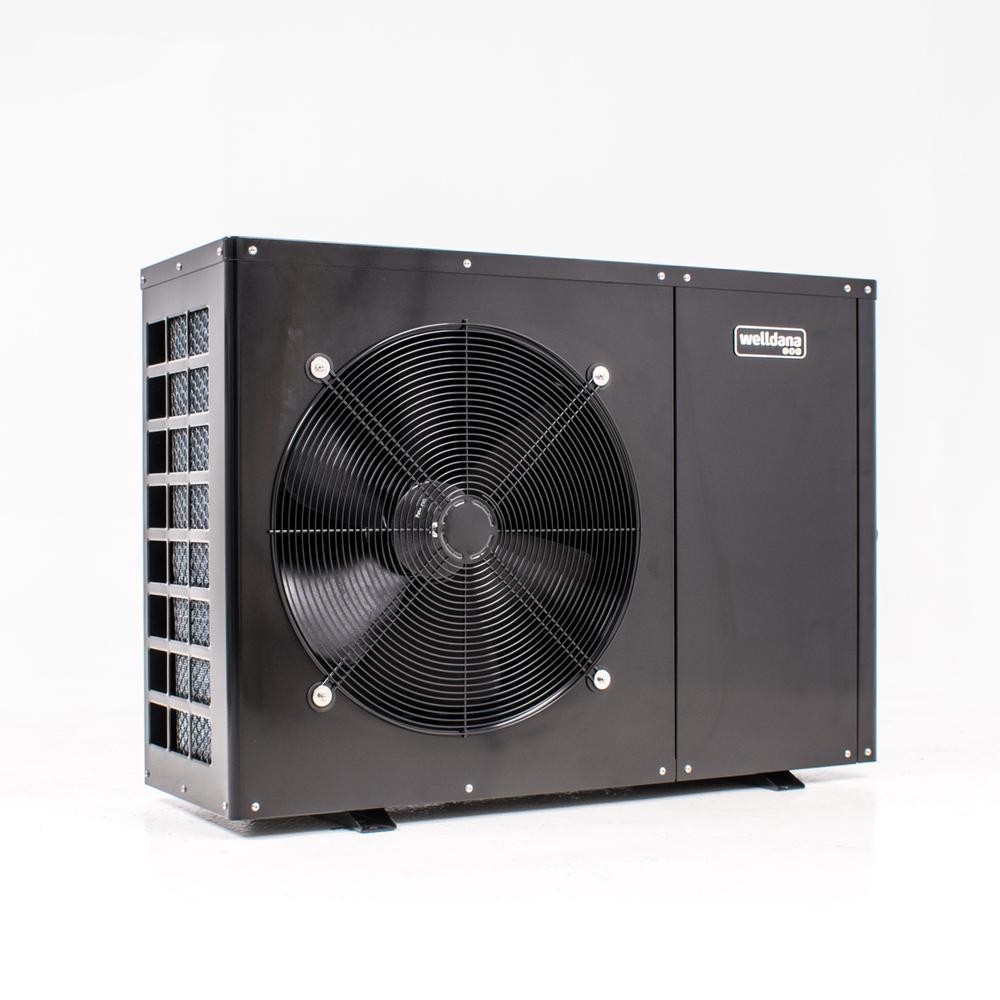 Welldana Heat pump FMH solbadet