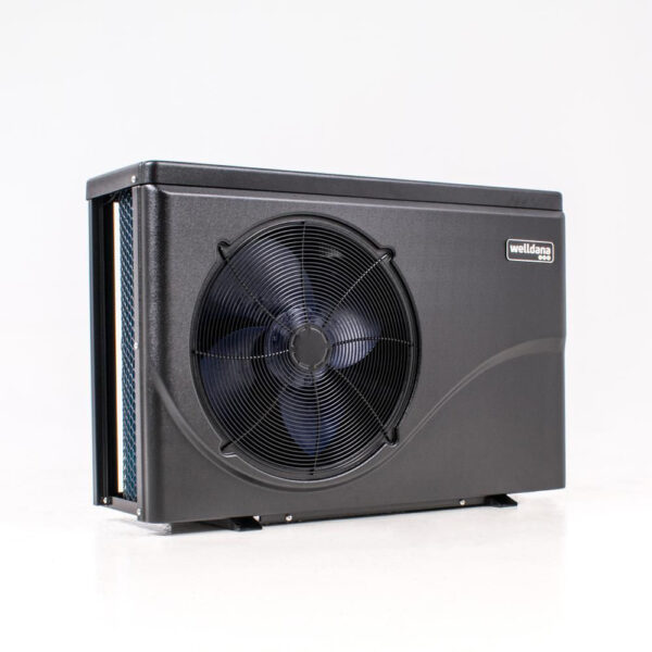Welldana Heat pump FPH Inverter-Plus Solbadet