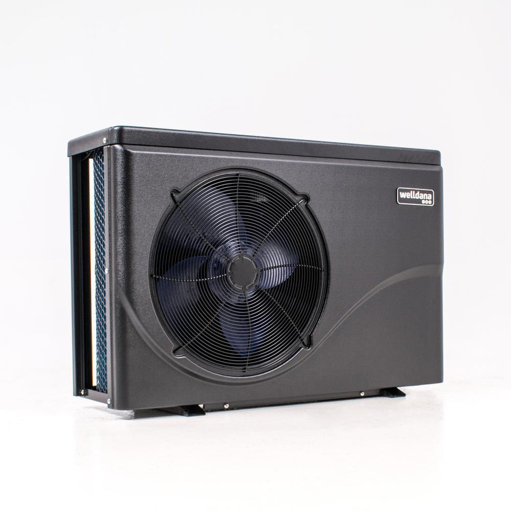 Welldana Heat pump FPH Inverter-Plus Solbadet