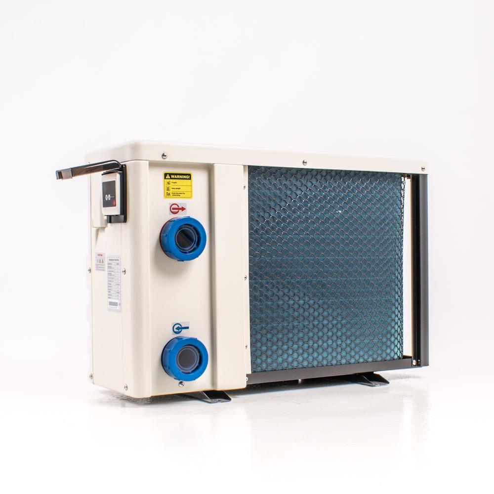 Welldana Heat pump FPH bagside